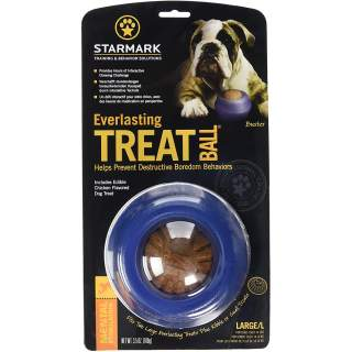 Starmark: Everlasting Treat Ball, Strl L