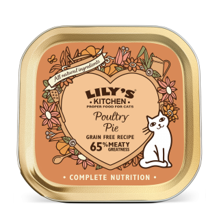 Lily's Kitchen: Poultry Pie, 85 g