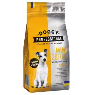 Doggy: Adult Mini 2kg, kyckling