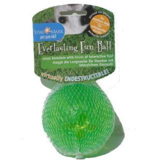 Starmark: Everlasting Fun Ball, Strl M/L, 9 cm