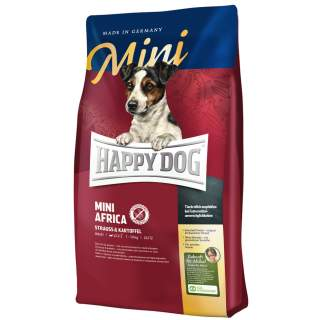 Happy Dog: Mini Africa GrainFree