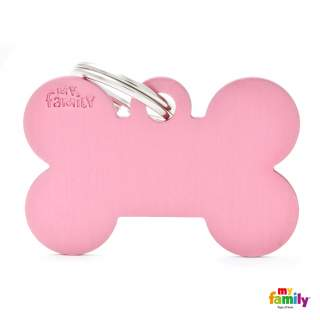 MyFamily Basic - Pink bone big