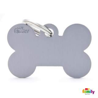 MyFamily Basic - Grey bone big