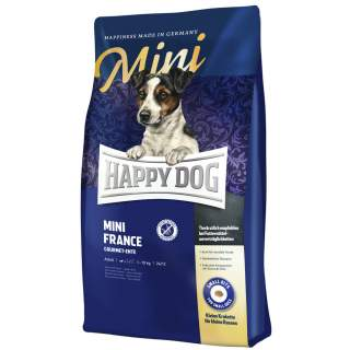 Happy Dog: Sens. Mini France GrainFree