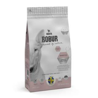 Bozita: Robur Adult Sensitive SP m Lax Ris