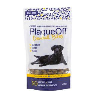 SwedenCare: PlaqueOff, Dental Bites, 60 g