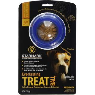 Starmark: Everlasting Treat Ball, Strl M