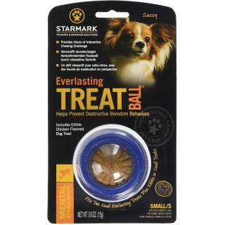 Starmark: Everlasting Treat Ball, Strl S