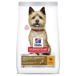 Hills: Canine Adult Healthy Mobility Small&Mini Chicken