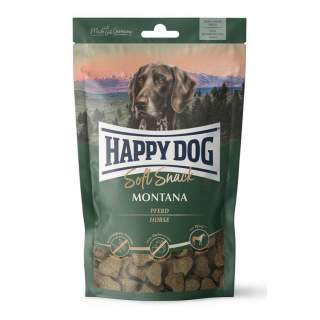 Happy Dog: Soft Snack Montana 100 g