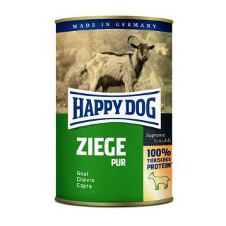 Happy Dog: Ente pur spannmålsfritt, 100% get