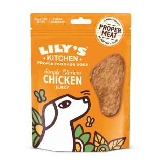 Lily's Kitchen: Simply Glorious Chicken Jerky, 70 g