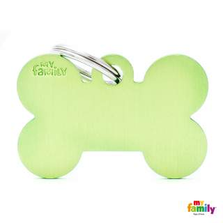 MyFamily Basic - Green big bone