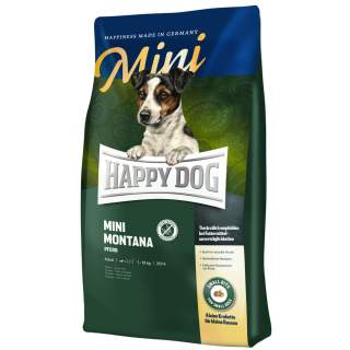 Happy Dog: Sens. Mini Montana GrainFree
