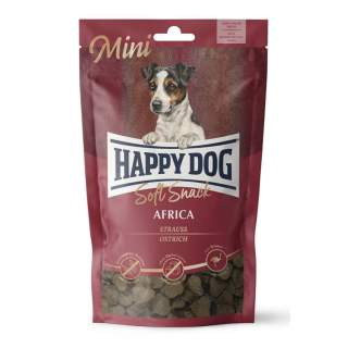 Happy Dog: Soft Snack Mini Africa 100 g