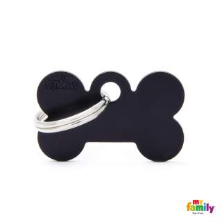 MyFamily Basic - Black small bone
