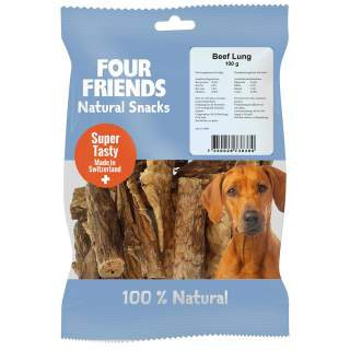 Four Friends: Natural Snacks Beef Lung