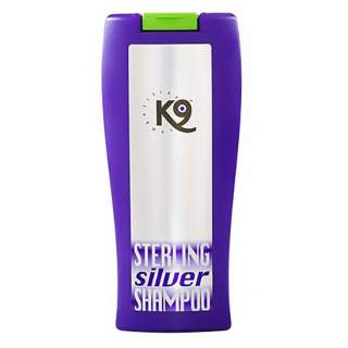 K9 Competition: Sterling Silver Shampoo, 300 ml