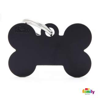 MyFamily Basic - Black bone big