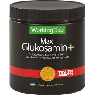 WorkingDog: Max Glucosamin+, 450 g