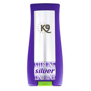 K9 Competition: Sterling Silver Conditioner, 300 ml