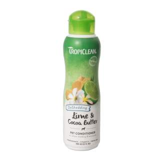 Tropiclean: Balsam Lime Cocoa Butter 355 ml